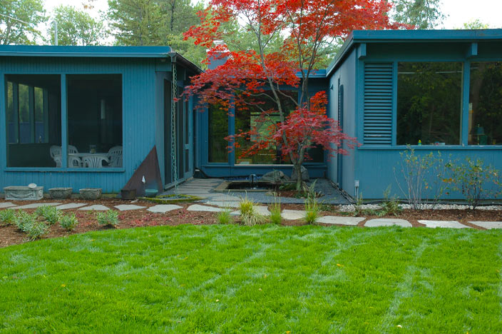 Keck & Keck Midcentury Modern in Desperate Need of Some Care